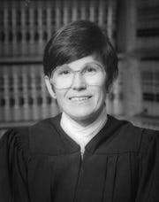 Circuit Court Judge Carolyn Stell, Ingham County's first female judge, has died.