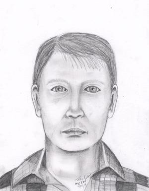 Police released this sketch of a man wanted for questioning in connection with a sexual assault on the MSU campus on Sept. 8.