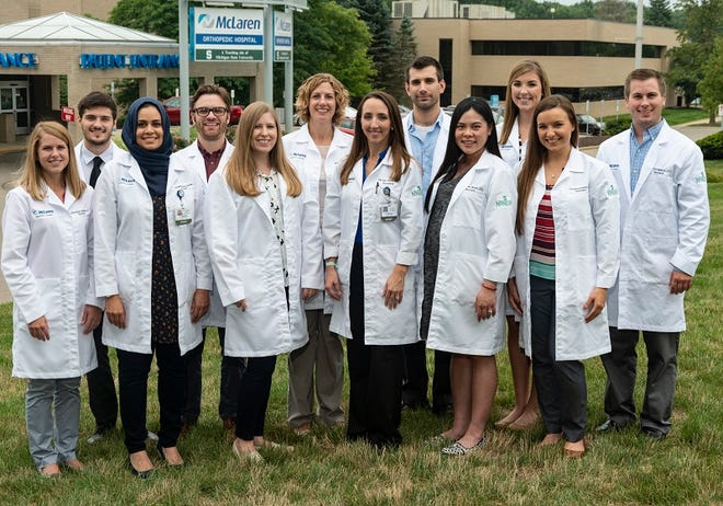 Resident doctors hone their skills after medical school under the supervision of seasoned physicians at McLaren Greater Lansing's Family Medicine Residency Clinic.