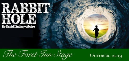 The Forst Inn Arts Collective presents the Pulitzer Prize-winning drama Rabbit Hole, at The Forst Inn opening Oct. 11.