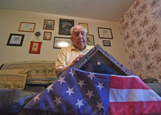 WWII veteran Jack Cowell recalls his time in the Philippines during the war.