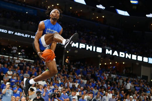 Memphis basketball in the preseason AP Top 25 for the first time since 2013