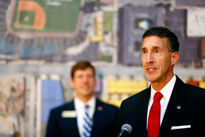 U.S. Rep. David Kustoff, R-Memphis, tested negative for the coronavirus on Monday but he has been advised by the attending physician of the U.S. Congress to quarantine.