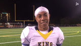 Milwaukee King defeated Milwaukee Riverside Thursday with the help of a big night from senior Mike Dupree.