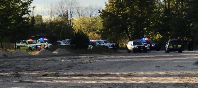 A woman called 911 after hearing two gunshots in Oak Creek's Bender Park on Oct. 3.