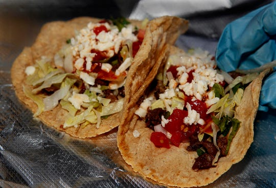Chilango Express, 7030 W Lincoln Ave., West Allis, will offer a three-taco special with rice and beans for $8 from noon to 4 p.m. Friday, Oct. 4, for National Taco Day.