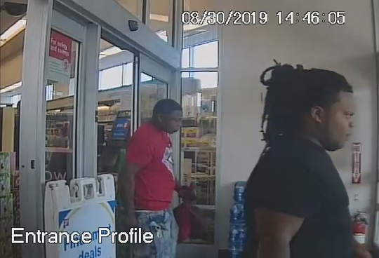 Germantown police are seeking these two suspects who they say stole more than $1,000 worth of beauty products from Walgreens Aug. 30.
