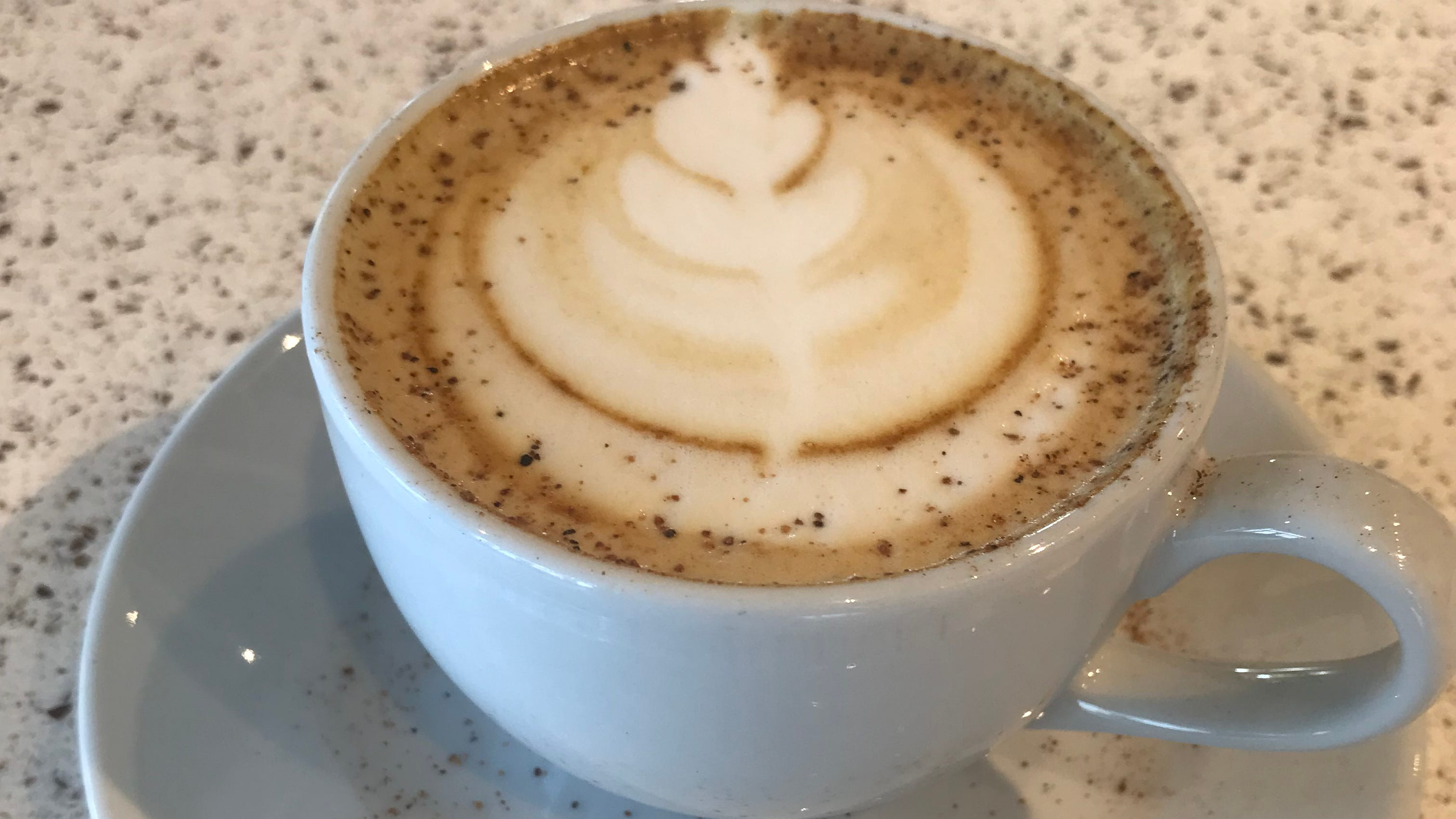 Just Love Coffee makes a traditional, espresso-heavy pumpkin spice latte that the haters might even like. It's mild and you can really taste the espresso.