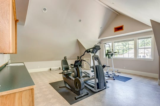 Go the extra mile to make your home gym feel like a great workout space and odds are you will actually want to use it.