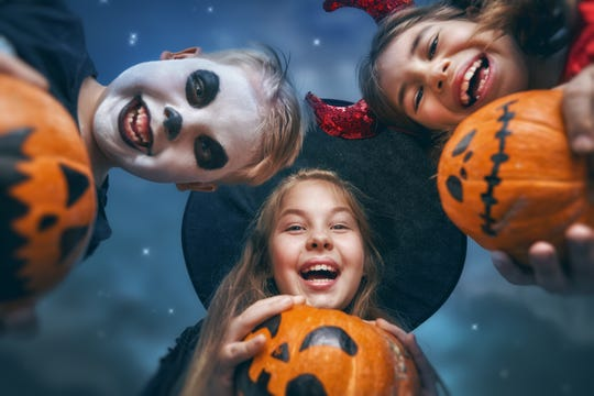 Kids can get in on the Halloween fun without any nightmares.