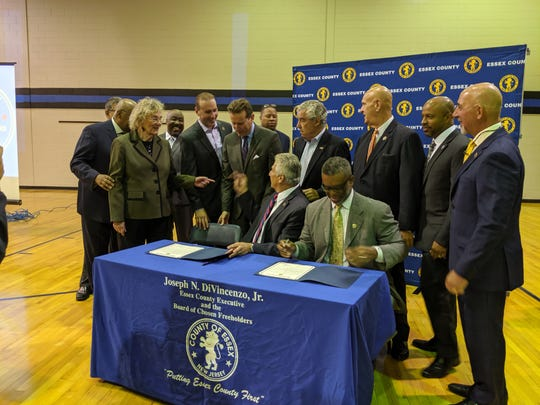 Essex County is once again in charge of the Essex County Police Academy after it was sold to the college 20 years ago.