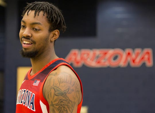 Jordan Brown was a key addition to the Arizona's most recent recruiting class, even if he'll have to wait a year to contribute.