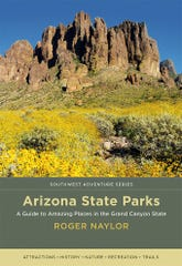 This new book by Roger Naylor explores the best of every Arizona State Park.