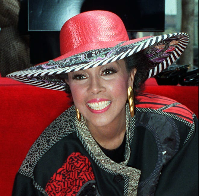 Diahann Carroll in 1990.