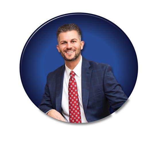 Real estate business owner Bill Bering Jr.