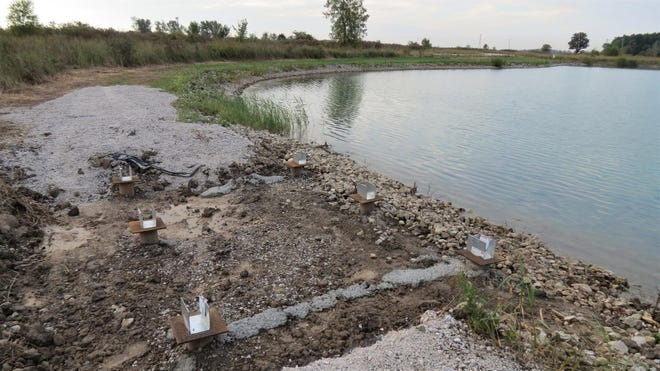 """The Ottawa National Wildlife Refuge is hoping to continue its """"Anglers of Tomorrow"""" efforts with a new trail being built around their popular pond where kids can fish for free."""