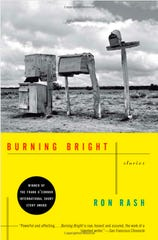 """Burning Bright"" by Ron Rash is this year's NEA Big Read selection."