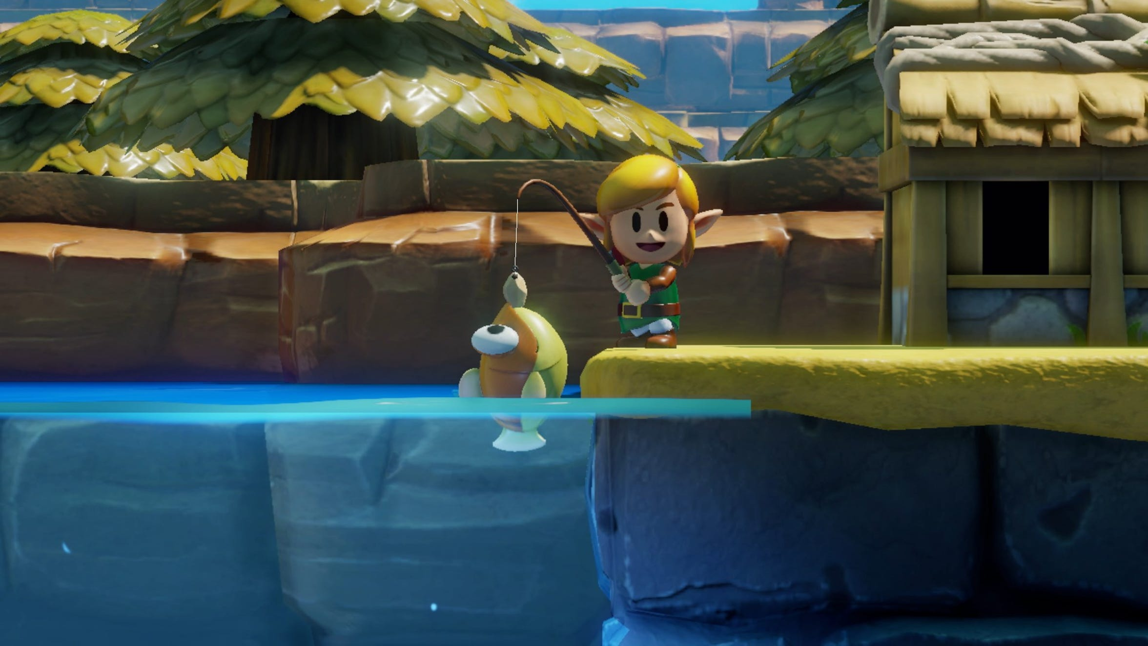 The Legend of Zelda: Link's Awakening for Nintendo Switch.