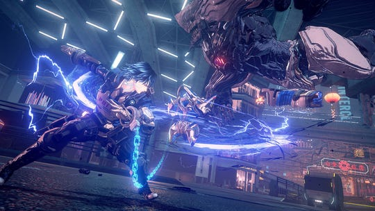 Astral Chain for the Nintendo Switch.