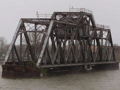 Whatever Happened to ... the Hojack Swing Bridge?