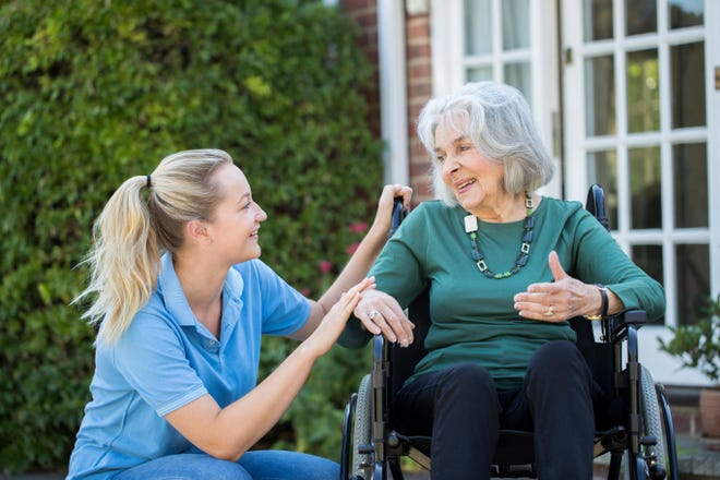 Private duty care is appropriate when the senior in your life needs more care than you can provide.