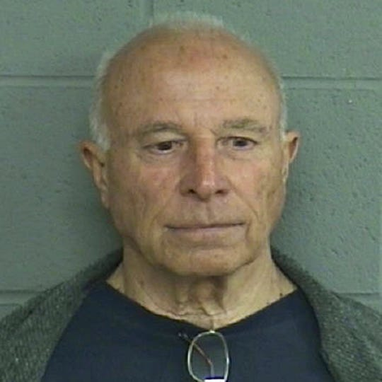 This undated photo provided by the Bonner County, Idaho Sheriff's office in September 2019 shows Louis Ladenburger.