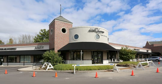 Woodlake shops: Sixty, left and Scentualities, right, have recently opened their doors at the shops, Thursday, October 3, 2019, in Kohler, Wis. Sixty embraces the golf lifestyle and Scentualities embraces fashion, body and fashion.