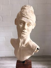 """Kate Piretti's ceramic sculpture will be on display at the 621 Gallery's """"Shape Glaze Fire"""" Exhibit which opened Oct. 3."""