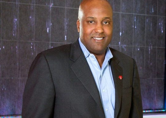 G. Scott Uzzell, 1988 SBI graduate and current president/CEO of Converse, Inc.