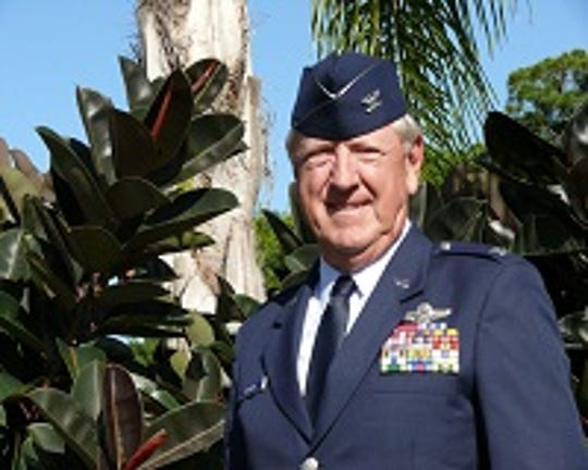 Marty Zickert, of Veterans Council of Indian River County