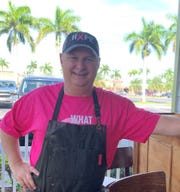 Louis Kolbauer, of Chive and Green Marlin restaurants