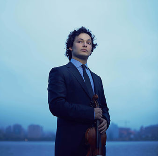 Russian-American violinist Yevgeny Kutik will join the El Paso Symphony Orchestra on two performances Oct. 18-19 at the Plaza Theatre.