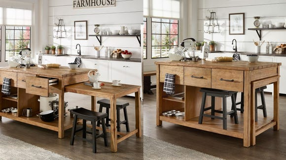 For when a kitchen island isn't enough.