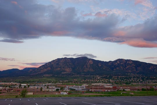 Colorado Springs, Colorado.