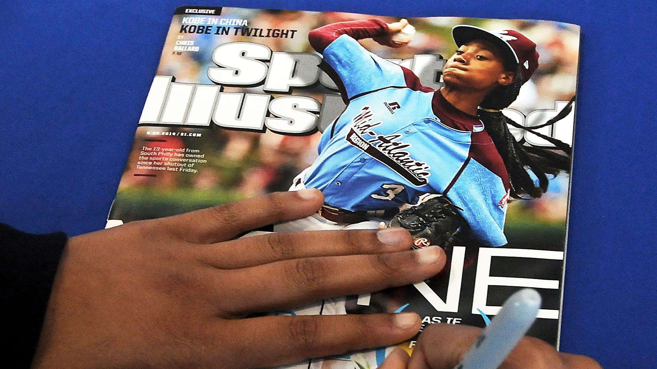 Sports Illustrated, under new management, cuts 40 staff jobs