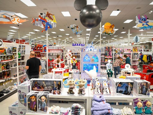 Fabulous Disney Store Now Open In Keizer Target Plus List Of Other Pabps2019 Chair Design Images Pabps2019Com