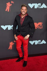 Ronnie Ortiz-Magro attends the 2019 MTV Video Music Awards at Prudential Center on August 26, 2019 in Newark, New Jersey