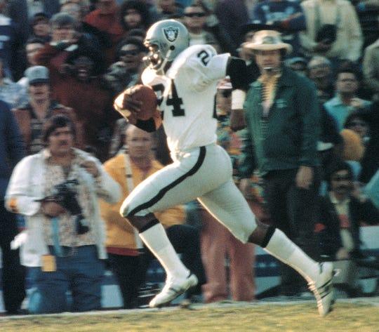 98. Willie Brown -- CB, Denver Broncos (1963-66), Oakland Raiders (1967-78).