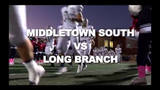 Middletown South travels to take-on the Green Wave of Long Branch