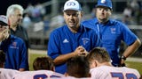 West Henderson coach Paul Whitaker talks about the Falcons' win over Erwin.