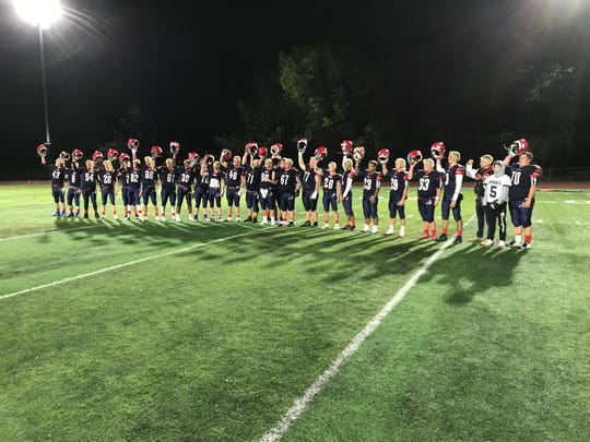 Make it 5-0 for Chenango Forks with Friday's win against Chenango Valley, Oct. 4, 2019.