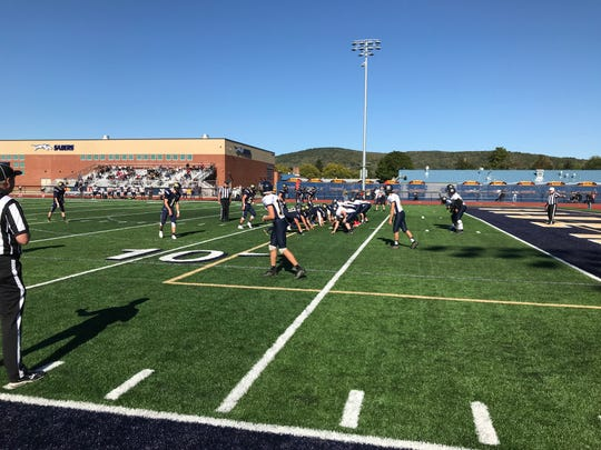 It was all about the home team Saturday at Susquehanna Valley (Oct. 5, 2019).