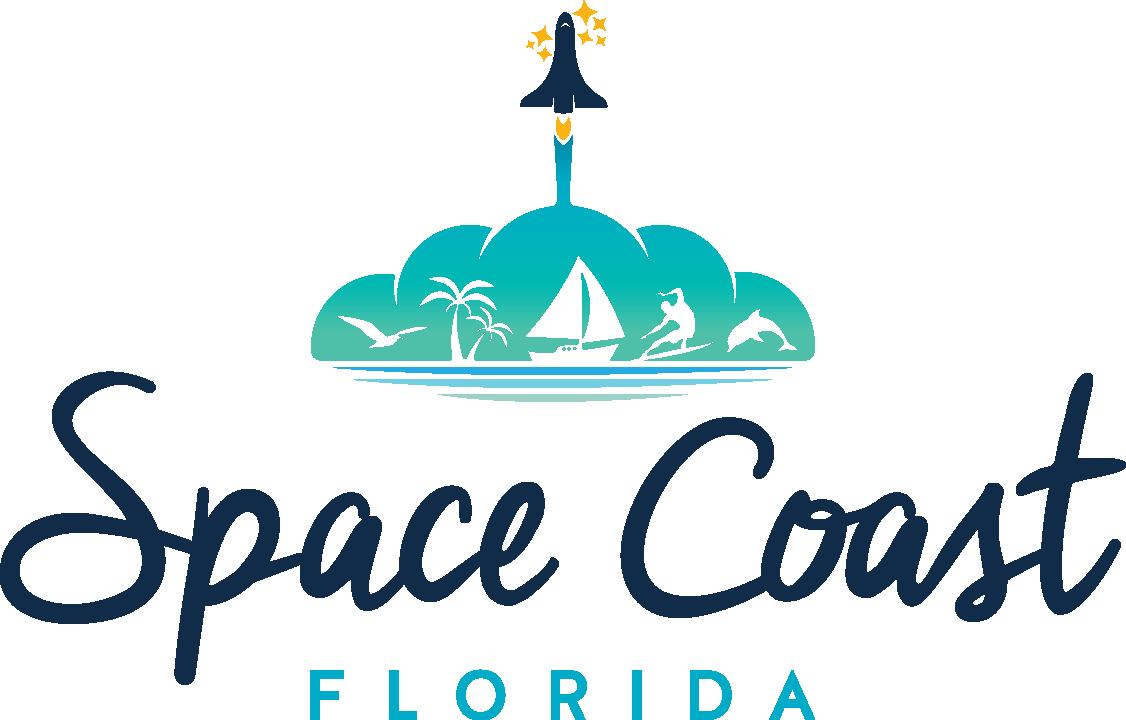 Space Coast Tourism Logo