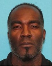 Albert Merell Jr., 42, has been wanted since April 2017 for failure to comply with sex offender registration requirements.