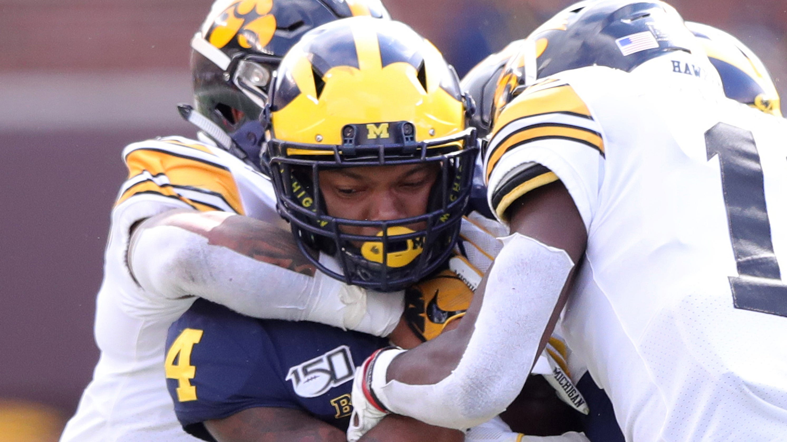 Michigan's football offense is running out of time as it scrambles for answers - Detroit Free Press