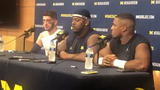 UM quarterback Shea Patterson said the offense took what the Iowa defense gave the Wolverines