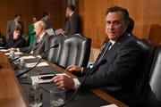 Sen. Mitt Romney, R-Utah.