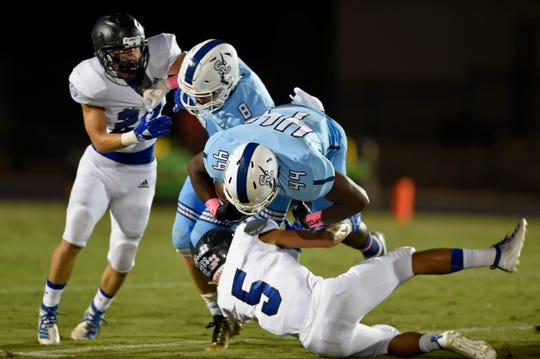 Southside Christian hosts Batesburg-Leesville in the second round of the Class AA Upper State playoffs on Friday.