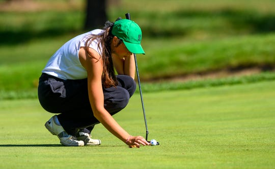 The IHSAA's girls golf season is scheduled to be the first to open July 31.