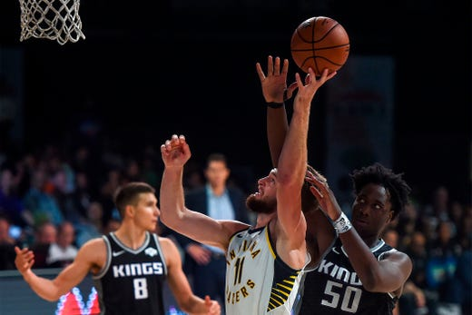 Pacers show off improved depth as bench shines in preseason win over Kings in Mumbai